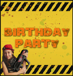 Basic Birthday Party Package